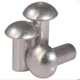 Start 1998 Rivet Manufacturer LML Provide Custom Made Solid Brass Copper Stainless Steel Aluminium Rivet With Competitive Price