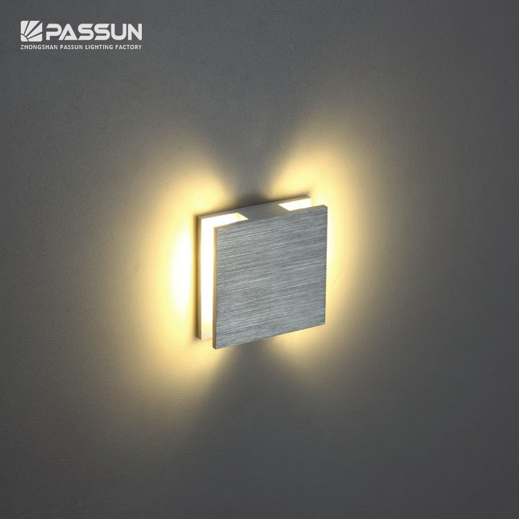 aluminium led recessed wall light led step light led stair wall light