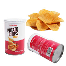 Canned food Potato chips