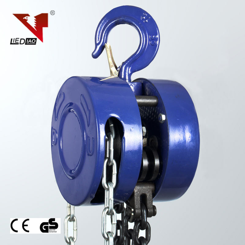 hand operated chain block parts HSZ type chain hoist