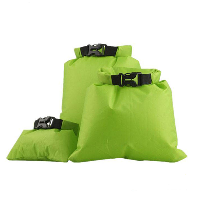 Lightweight Nylon Big Volume Dry Bags 3 Sets Waterproof Bag