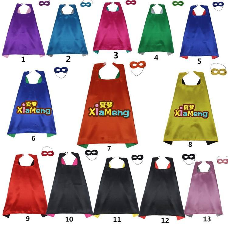 super hero capes children / super hero capes superhero / super hero mask and cape