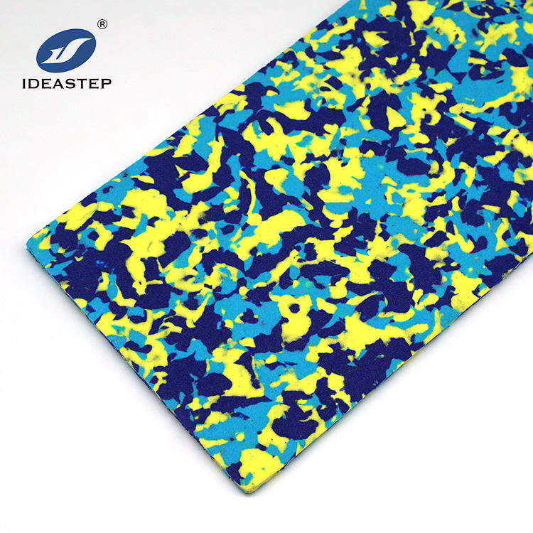 IDEASTEP MANUFACTURER 1mm 2mm 3mm 4mm coloured milling material in different Shore hardness and eva foam sheet