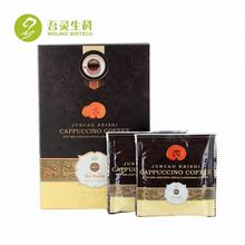 Cafe Cappuccino Instant Ganoderma Reishi Coffee