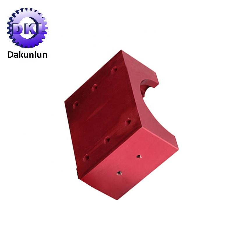 Laser Machining Milling Parts OEM/ODM Precision Anodized CNC Turning Milling Aluminum Parts