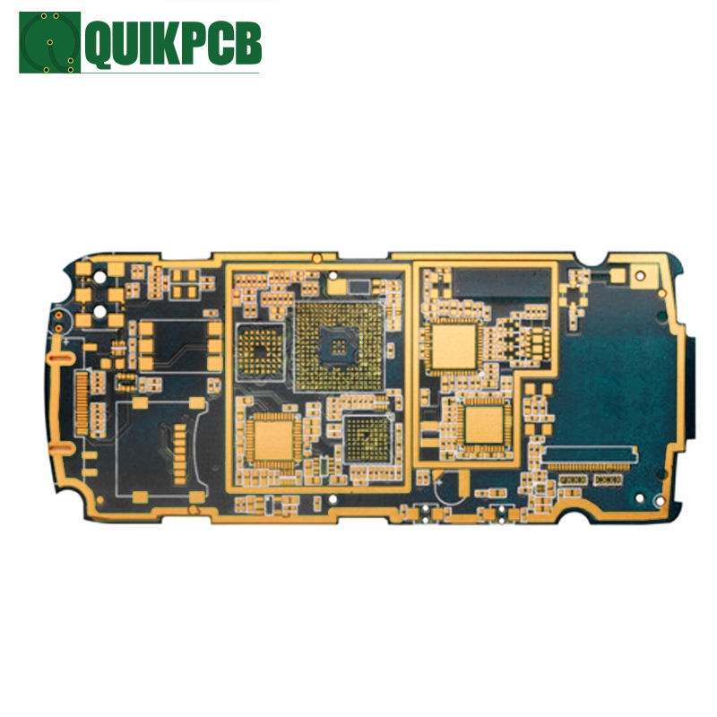 6 layer immersion gold pcb 4 board