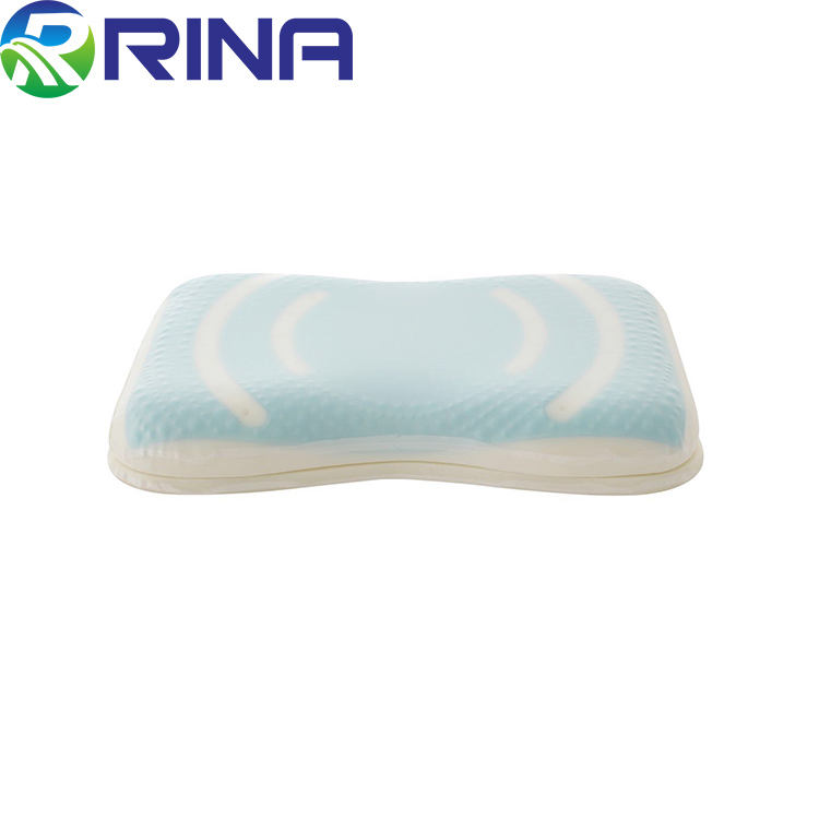 Comfort & Relax Ventilated Gel Memory Foam Bed Pillow