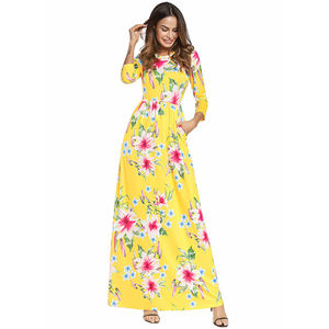 Factory direct hot sell casual dresses