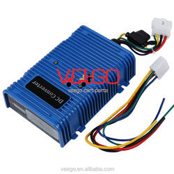 Golf Cart 30 Amp DC Converter (36V/48V to 12V)