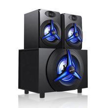 Subwoofer Speaker Surround Sound Home Theater 2.1Ch Multimedia Speaker system