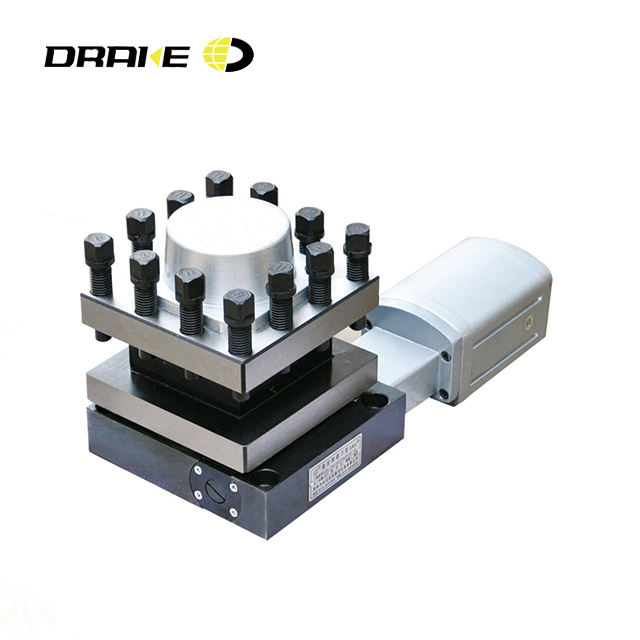 high stiffness high precision vertical NC tool Turret for Lathe tool
