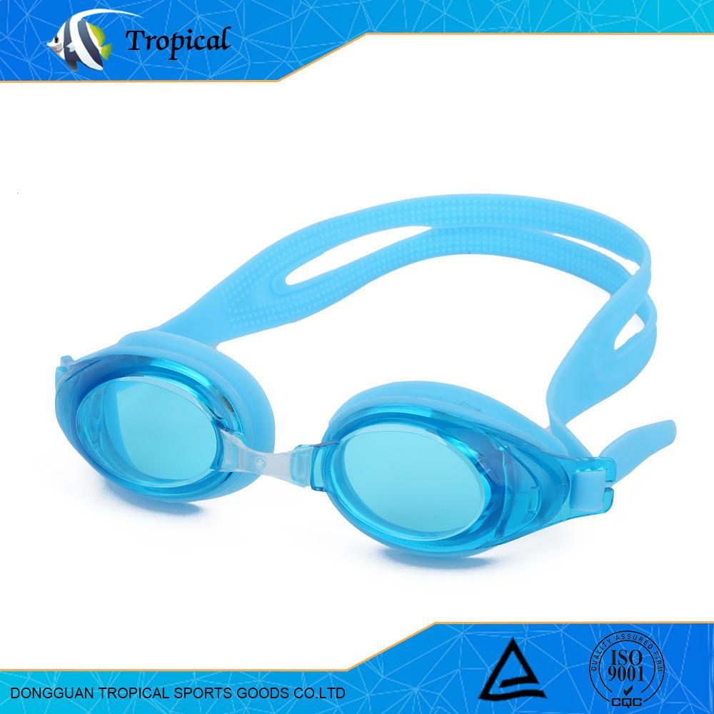 Kundenspezifische farbe wasserdicht dichtung umweltfreundliche silikon schwimmbrille
