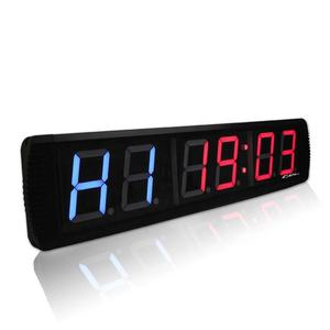 [Ganxin] Indoor 6 Digits Countdown Digitale Interval Gym Oefening Grote Fitness Timer