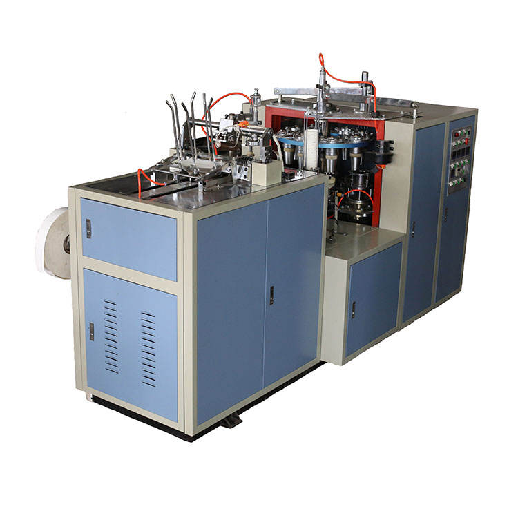 Fully Automatic Mingyuan Price Of Paper Cup Making Machine USA