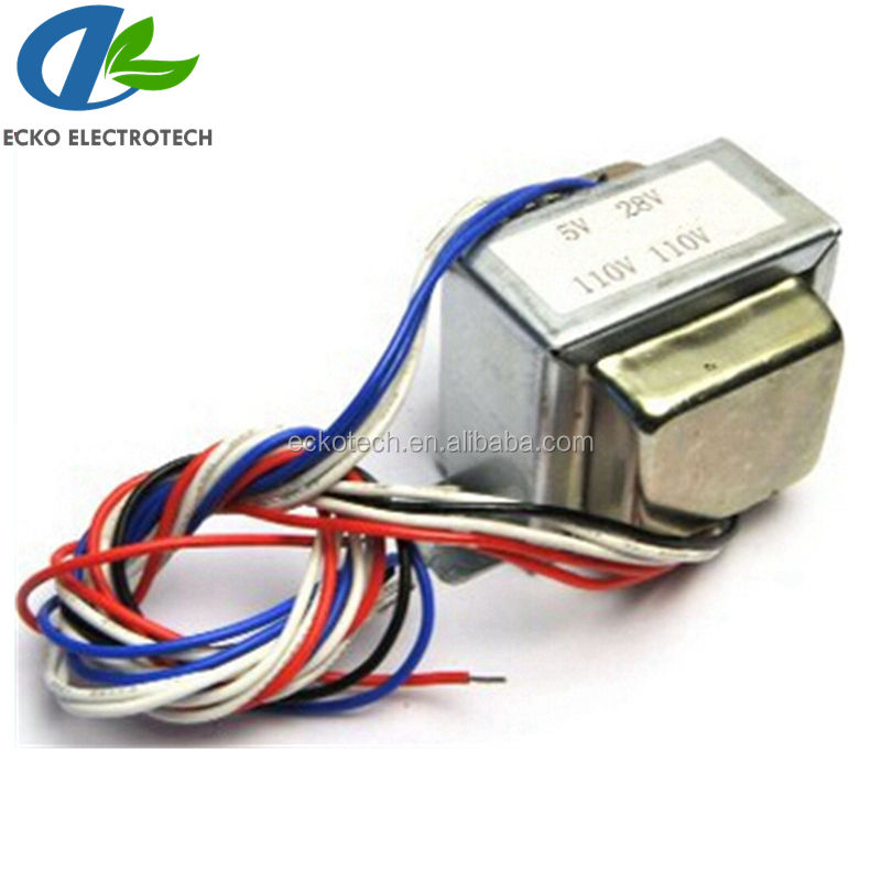 12V 5V Small current transformer for Balanced Power Supply
