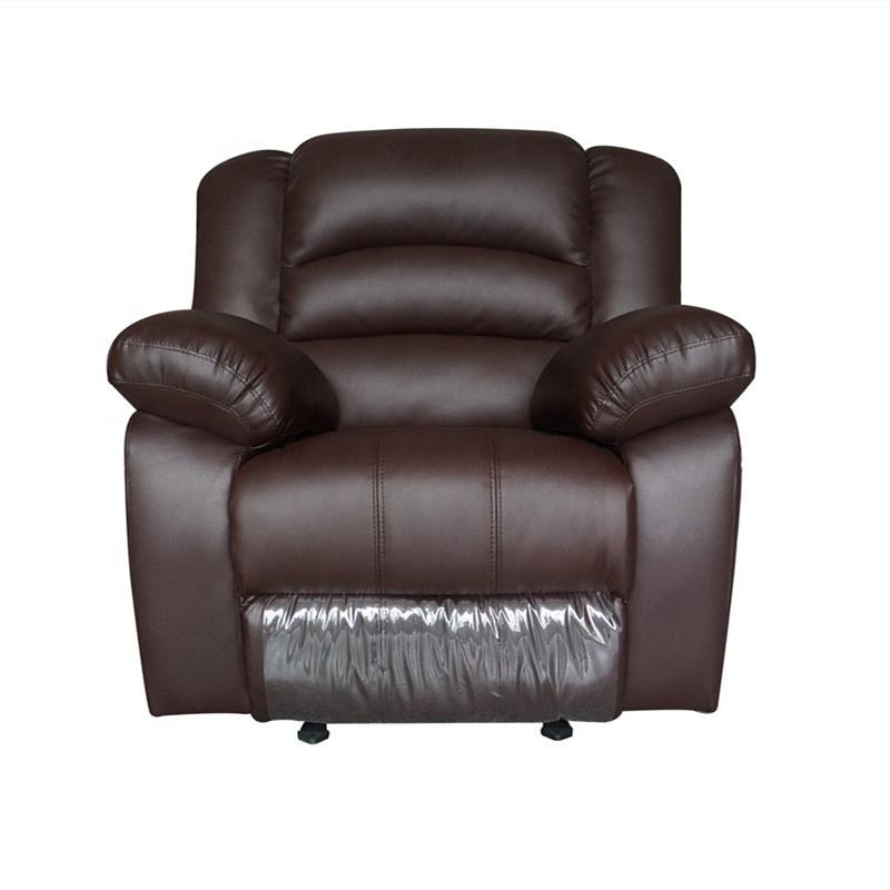 Ashley furniture Top Leather rocker glider recliner with swivel,cheers leather sofa recliner