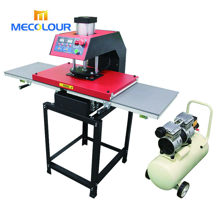 Mecolour Pneumatic Double-station Heat Press Machine (40 * 60cm)