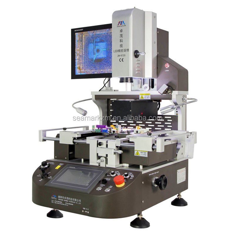 Mobile Repair Work Table ZM R720 BGA Repair Machine for Laptop Mobile