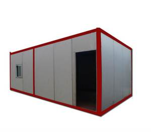 Low cost housing modular container homes for sale