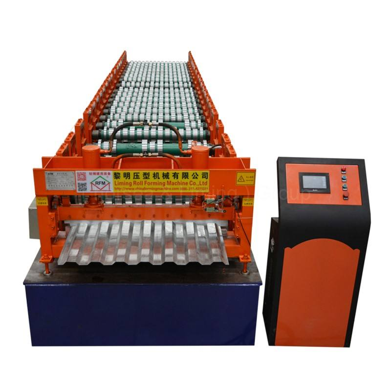 trade assurance cnc control guard rail used dual level roll forming machine for russia car panel