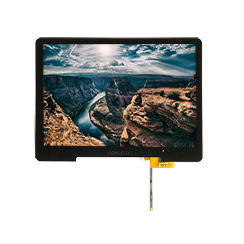 10,1 zoll IPS 1280*800, LVDS interface, TFT LCD mit kapazitiven touch panel Optische bindung
