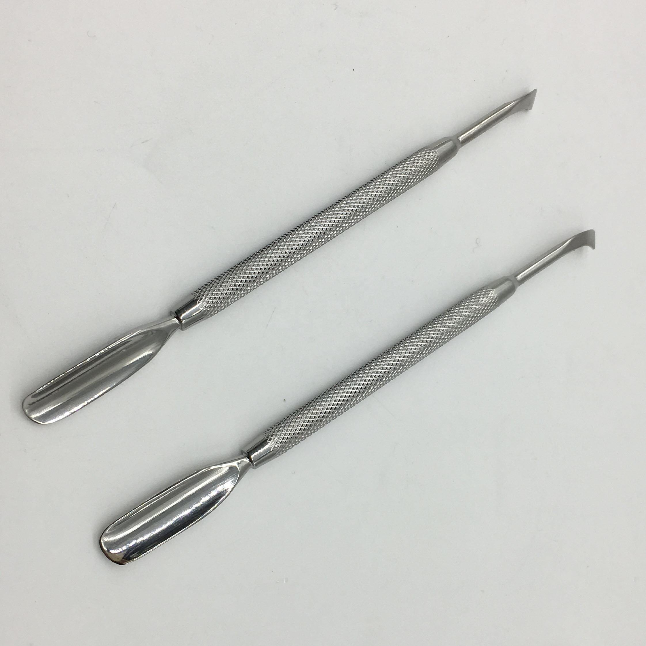 Manicure Cuticle Pusher & Pterygium Remover