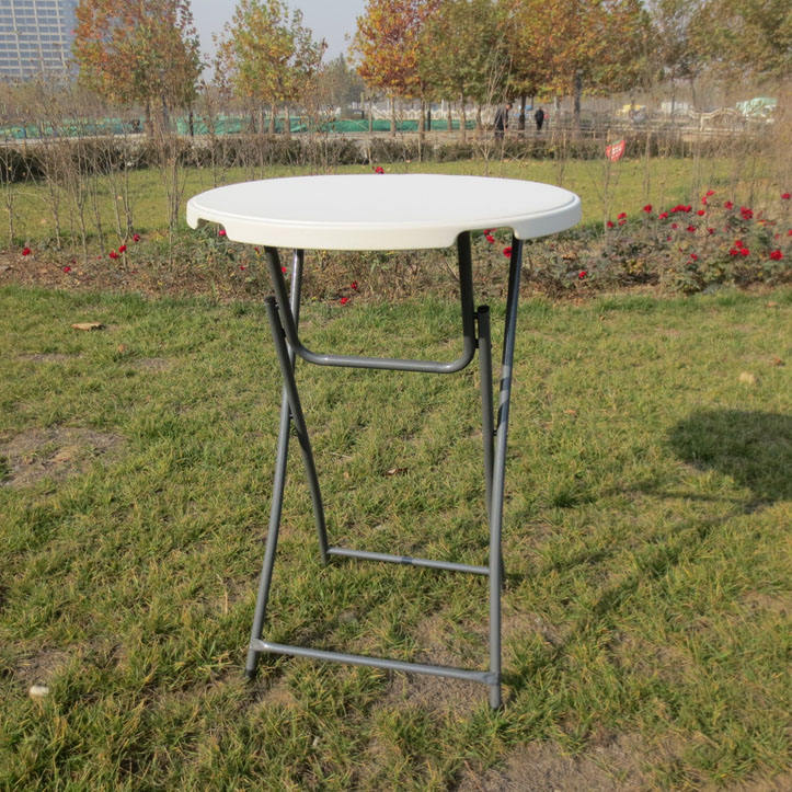 Steel [ Metal Base Round Tables ] Cheap Prices Metal Steel Base And Legs Wholesale European Style Modern Design White Or Oak Wooden Round Office Coffee Tables