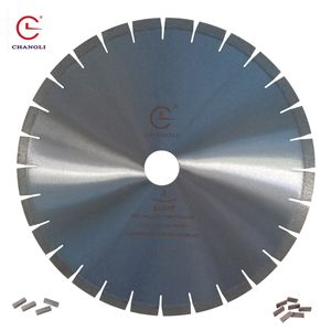 Segmented 300mm 400mm 500mm 600 mm Diamond Saw Blades Cutter Disk for Granite/Basalt/Concrete/Stone