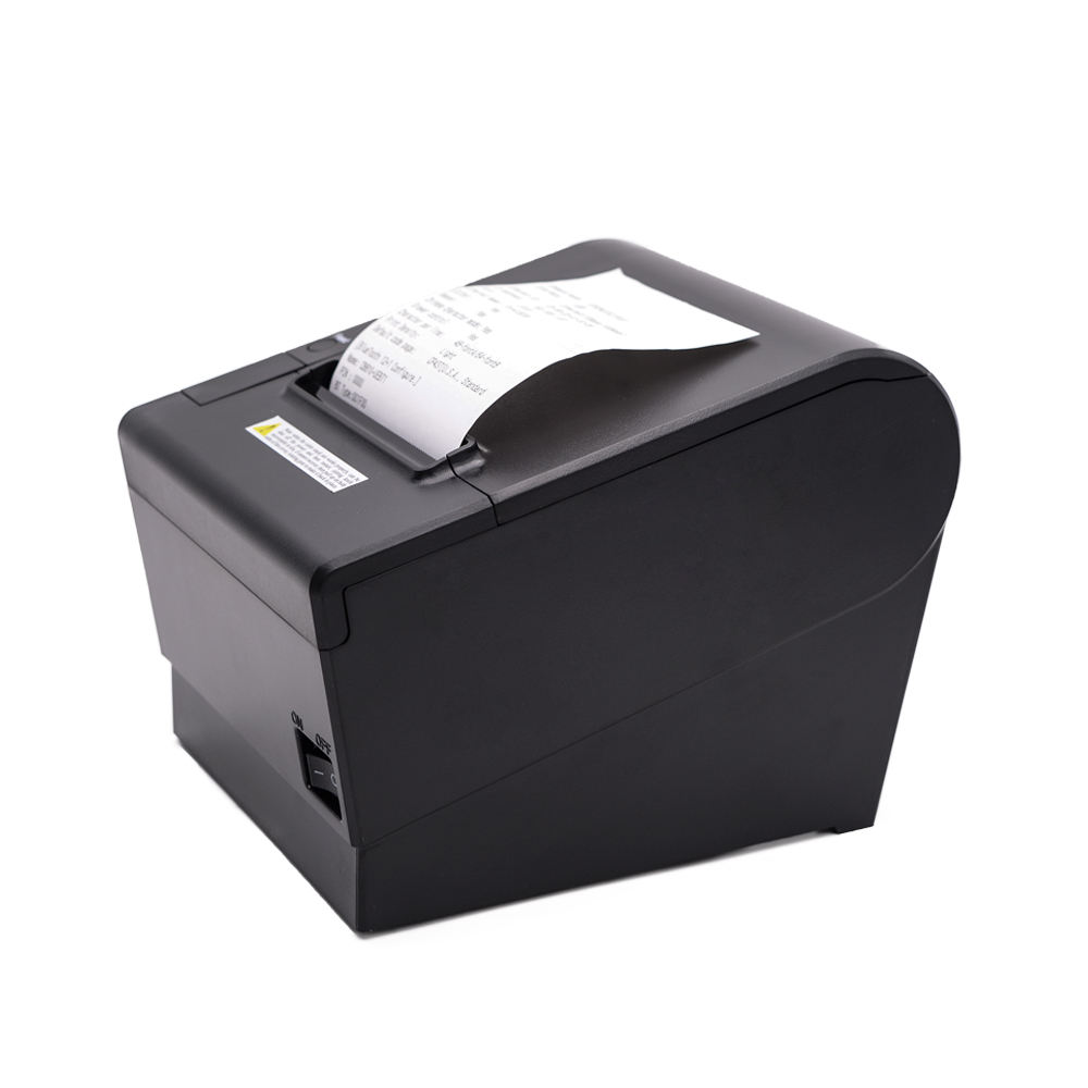 Beeprt 80mm Thermal receipt machine Pos printer with auto cutter for cash register system