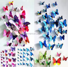 3D PVC Butterflies DIY Butterfly Decor