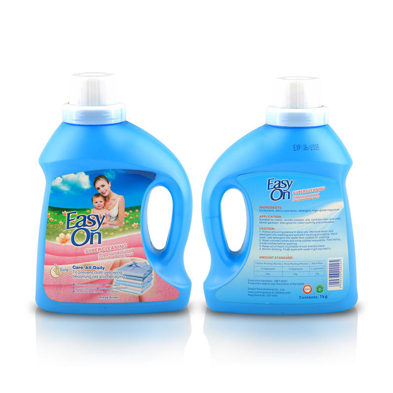 China supplier stain remove liquid Laundry detergent