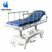 BT-TR001 Quality Medical Hydraulic Patient Transfer Stretcher Trolley Cart Price camillas de hospital