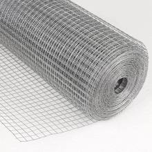 1/2 inch square hole galvanized welded wire mesh