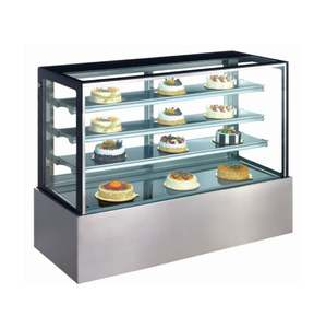 cake pops display box high quality cake display fridge commercial display cake refrigerator showcase