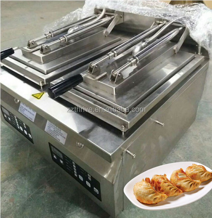 China supplier fried dumpling machine for dumpling fry/machine for fry dumpling