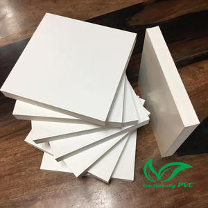 Tahan Air 10 Mm Sintra Papan Busa Pvc