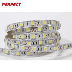 (Energy star) UL 승인 Nonwaterproof led strips 12 볼트 24 볼트 300 의 Led 80RA CRI BLUE SMD 5050 Flex Led 빛 Strip