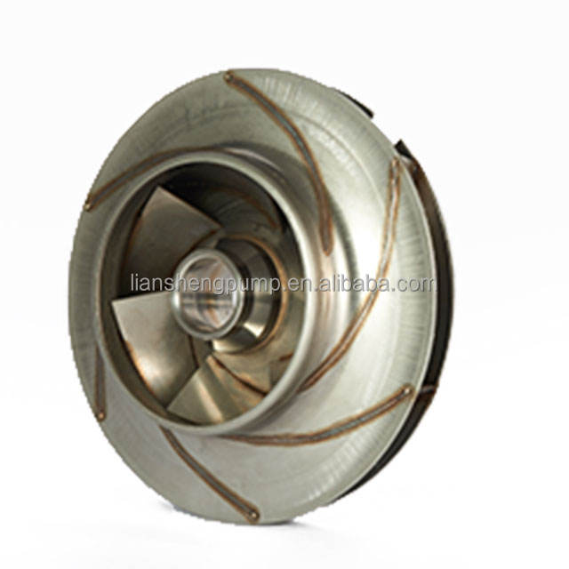 Impeller For Submersible Pump Bronze Impeller Pump High Quality High Pressure Impeller Pump