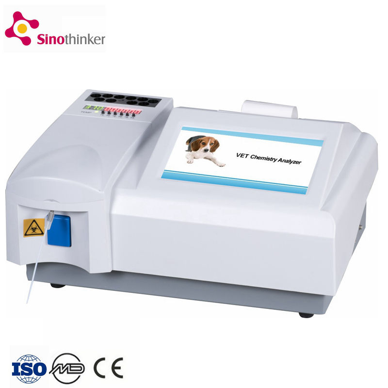 biochemistry analyzer veterinary animal chemistry analyzer price animal blood testing machine hospital biochemistry analyzer