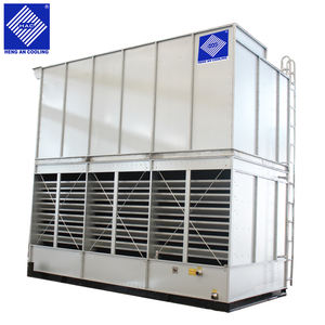 CE certified closed loop indirect evaporative cooling tower For Industrial Refrigeration