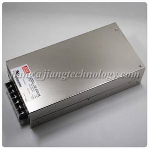 SE-600-5 Mean baik 5 V 100A AC-DC Industri SMP 500 W 5 V 100 Amp Power Supply