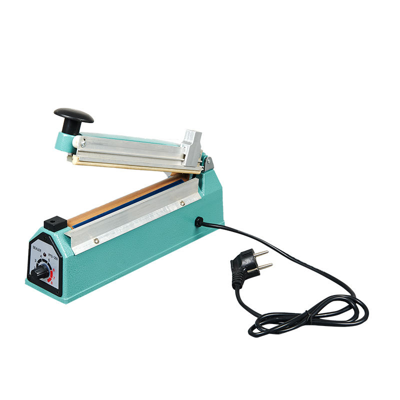 PFS-200C Manual Heat Sealing Machine Plastic Bag Heat Impulse Sealer