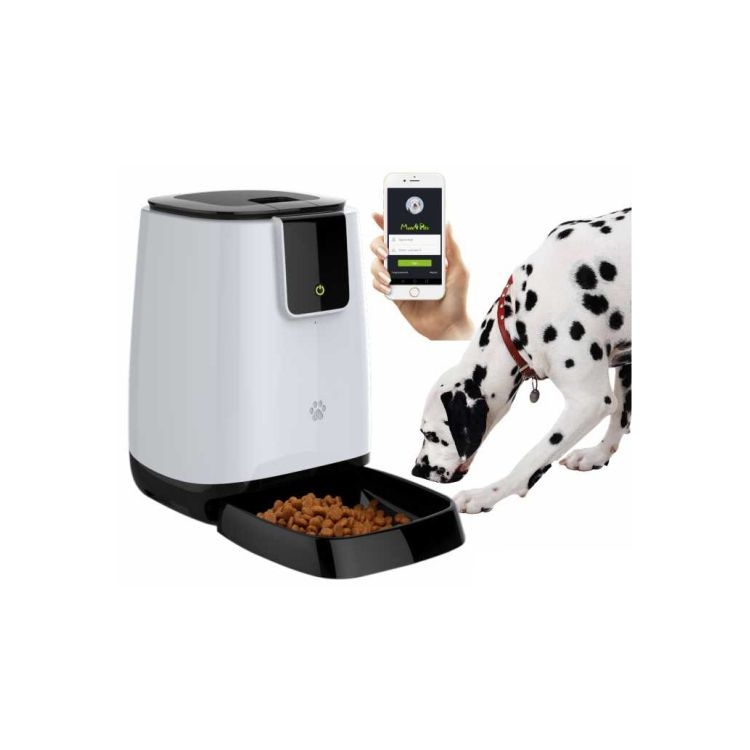Tianyuan Wholesale Multi-Function Automatic Smart Pet Dog Feeder
