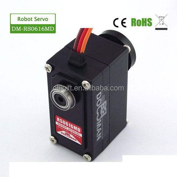 RC Robot Servo 360 Degree Continuous Rotation