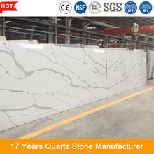 New style calacatta engineered stone quartz for Interior design