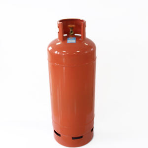 50kg Refillable Propane Empty LPG Gas Cylinder for Sale with Best Price