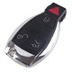 3+1 4 Buttons Remote Car Key Fob 315MHz For Mercedes MB 2000+ Year BGA Auto Car Key For MB