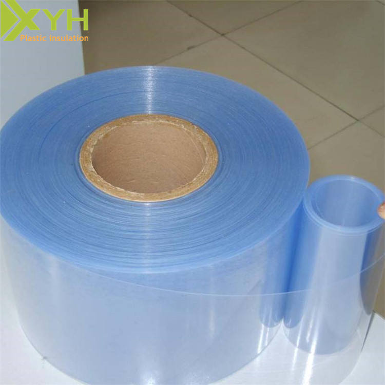 (High) 저 (quality 투명 soft 문 flexible pvc strip/비-stripe smooth surface 유연한 플라스틱 pvc 커튼/롤
