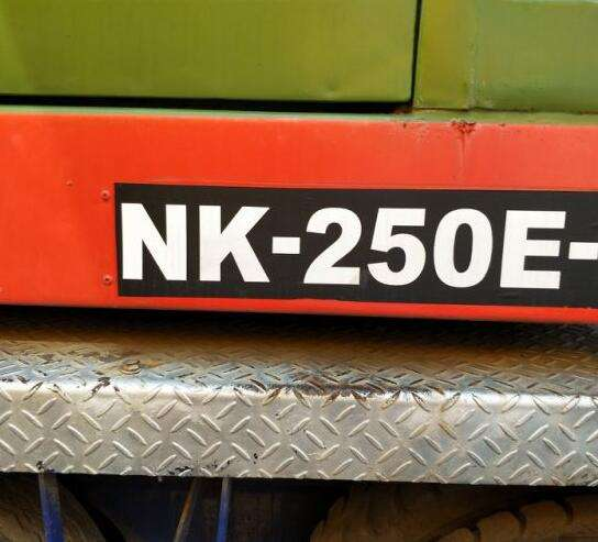 Kato Nk250 (25T) Used Truck Crane Original Japan for Sal