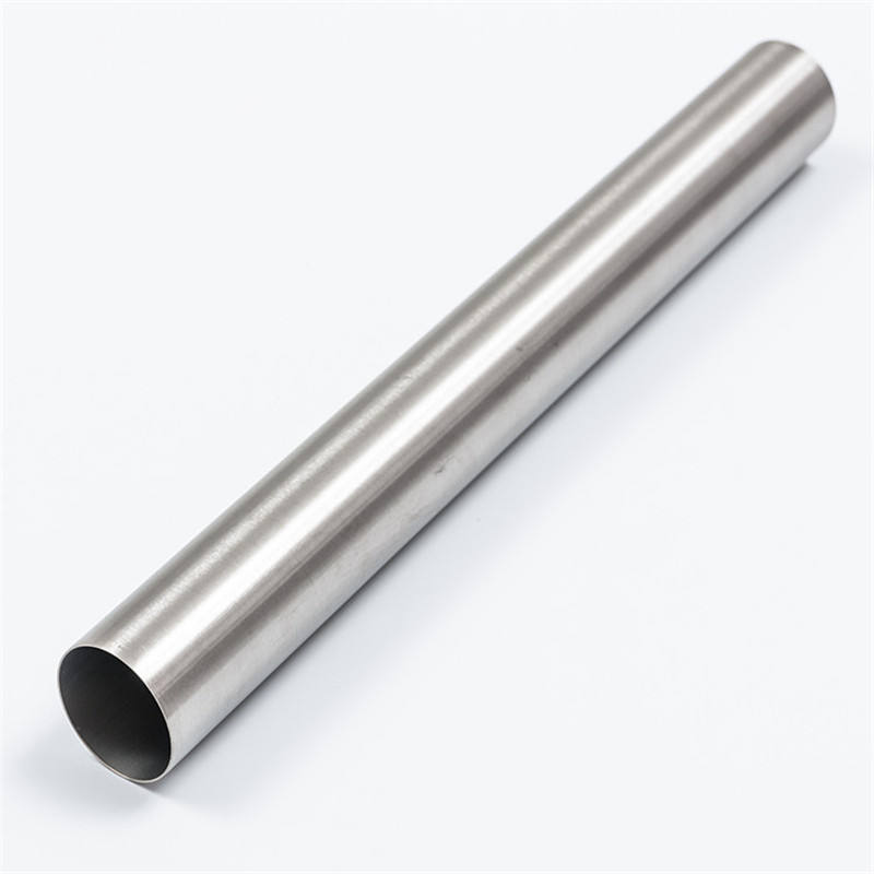 ASTM B861 50mm Gr9 Titanium Alloy pipe Tube manufacturer
